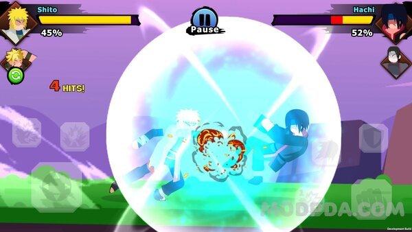 Download Stick Ninja: Ultimate Legends HACK/MOD Unlock all