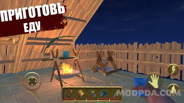 Download Last Day on Raft: Ocean Survival (Early Access) HACK/MOD