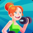 Idle Fitness Gym Tycoon - Workout Simulator Game [ВЗЛОМ: Много денег] 1.5.3