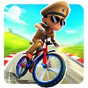 Little Singham Cycle Race [MOD: much money] 1.1.132