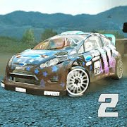 Pure Rally Racing - Drift 2 [MOD: shopping and cars] 1.0.1
