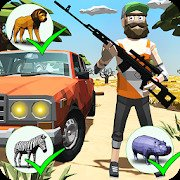 Polygon Hunting: Safari [MOD: skins and coins] 1.1