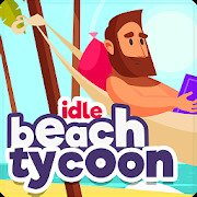 Idle Beach Tycoon : Cash Manager Simulator [ВЗЛОМ: Много Кристаллов] 1.0.3
