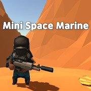 Mini Space Marine(Semi Idle RPG) [MOD: Much money] 3.63