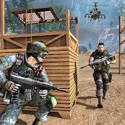 Real Commando Secret Mission - Free Shooting Games [MOD: Much money] 14.2