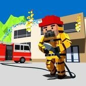 NY City Firefighter Station Craft & Simulation [MOD: Access to All Levels] 1.2