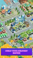 Idle Delivery City Tycoon: Cargo Transit Empire screenshot №6