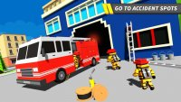 NY City Firefighter Station Craft & Simulation №5