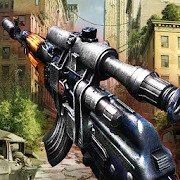 Zombie 3D Gun Shooter- Real Survival Warfare [MOD: God Mode/One Hit Kill] 1.2.5