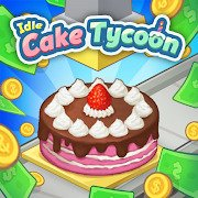 Idle Cake Tycoon [MOD: Much Money/No Advertising] 1.0.38