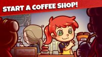 Own Coffee Shop: Idle Tap Game screenshot №2