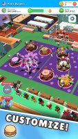 Idle Cafe! Tap Tycoon screenshot №2