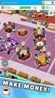 Idle Cafe! Tap Tycoon screenshot №6