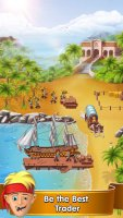 Pocket Ships Tap Tycoon: Idle Seaport Clicker screenshot №1