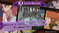 LAYTON BROTHERS MYSTERY ROOM screenshot №3