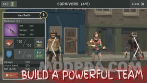 Overrun: Zombie Horde Survival screenshot №4