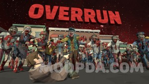 Overrun: Zombie Horde Survival screenshot №5