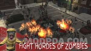 Overrun: Zombie Horde Survival screenshot №7