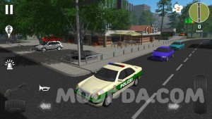 Police Patrol Simulator screenshot №1